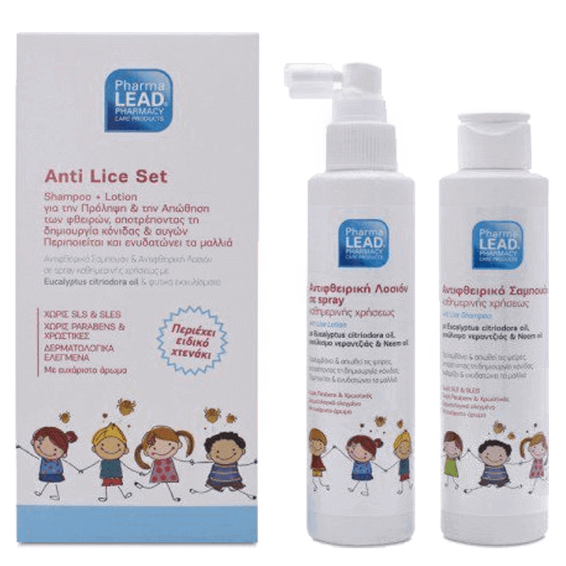 Anti lice set