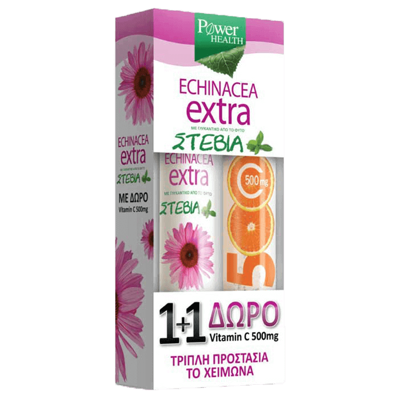 Echinacea triple protection in winter