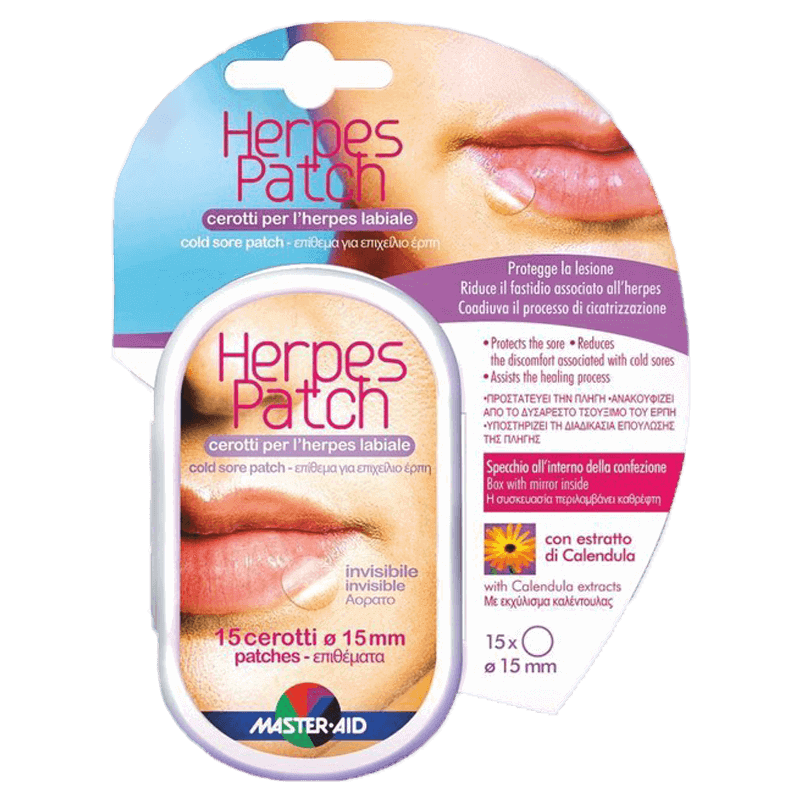 Herpes Patch 15mm