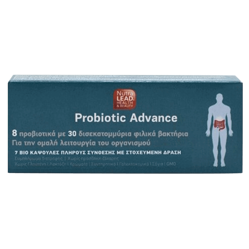 Probiotic advance 8 kaps