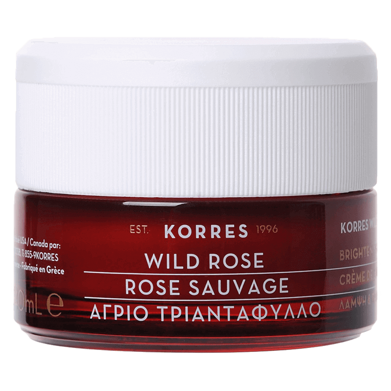 Wild rose luminous apricot